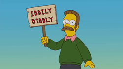 THOHXXII Ned Flanders Looney Tunes.png