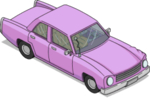Tapped Out Homer's Car.png