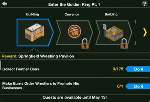 Simpsons Wrestling Act 1 Prizes.png