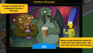 Cthulhu's Revenge End Screen.png