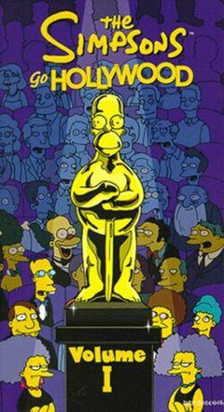 The Simpsons Go Hollywood Volume 1.jpg