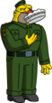 Tapped Out Corporal Punishment Try to Clown Around2.png
