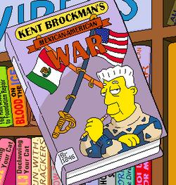 Kent Brockman's Mexican-American War.png