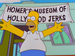 Homer's Museum of Hollywood Jerks.png