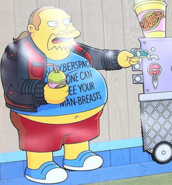 The Simpsons Ride - Alien reference.png
