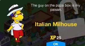 Italian Milhouse Unlock.png