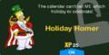 Holiday Homer Unlock.png