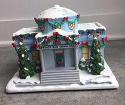 Simpsons Christmas Village Town Hall.jpg