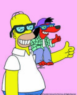 The Itchy & Scratchy & Poochie Show promo.jpg