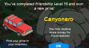Tapped Out Canyonero Unlock.png
