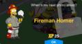 Fireman Homer Unlock.png