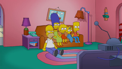 Lisa Goes Gaga couch gag.png