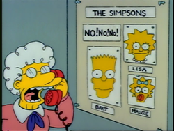 Simpsons Not Allowed - Rubber Babysitting Service.png