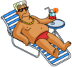 Tapped Out Brockman Relax.png