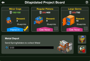 Delapitated Project Board.png