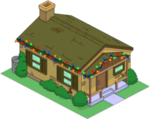 Tapped Out Brown House decorated.png