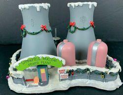 Simpsons Christmas Village Power Plant.jpg