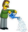 Tapped Out Ned Tend Maude's Statue.png