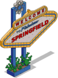 Tapped Out Welcome To Springfield Sign.png