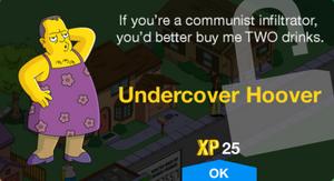 Undercover Hoover Unlock.png
