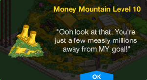 Tapped Out Money Mountain Level 10.png