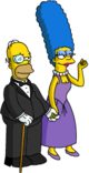 Tapped Out Marge Go for a Romantic Stroll with Homer.png