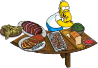 Tapped Out Homer Enjoy 360degree Buffet.png
