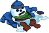 Burns Fever Snowman melted.png