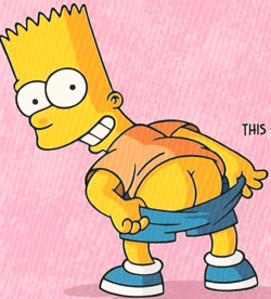 Lisa Simpson's Guide to Geek Chic Bart.png