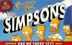 Greetings from the Simpsons 2007.jpg