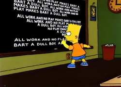 The Last Temptation of Homer - chalkboard gag.png