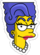 Tapped Out Glamazon Marge Icon.png