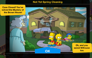 Not Yet Spring Cleaning End Screen.png
