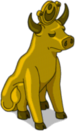 Tapped Out Golden Calf Idol.png