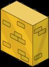 Solid Gold Brick Wall.png