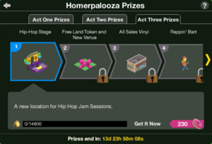 Homerpalooza Act 3 Prizes.png