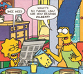 Marge Asks If Lisa Reading Dilbert.png