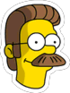 Tapped Out Shredded Ned Icon.png