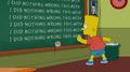 AFW chalkboard in-episode Bart.png
