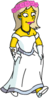 Tapped Out Becky Get Mileage out of her dress.png