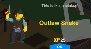 Outlaw Snake Unlock.png