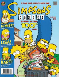 Simpsons Comics 100 UK.png