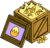 Tapped Out 300 Gold Eggs.png