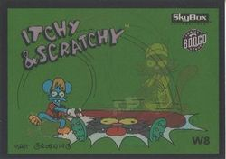 W8 Itchy & Scratchy Strike (Skybox 1994) front.jpg