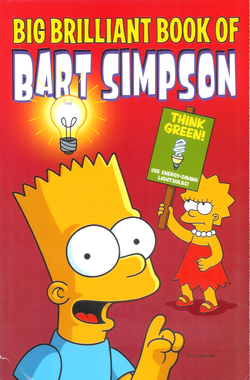 Big Brilliant Book of Bart Simpson (Front).png