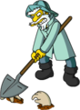 Tapped Out GravediggerBilly Pacify the Not-quite-dead.png