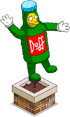 Tapped Out Dizzy Duff Topiary.png