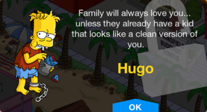 Tapped Out Hugo Unlocked.png