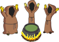 Tapped Out Wiccans Perform Esbat.png