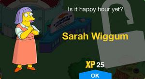 Sarah Wiggum Unlock.png